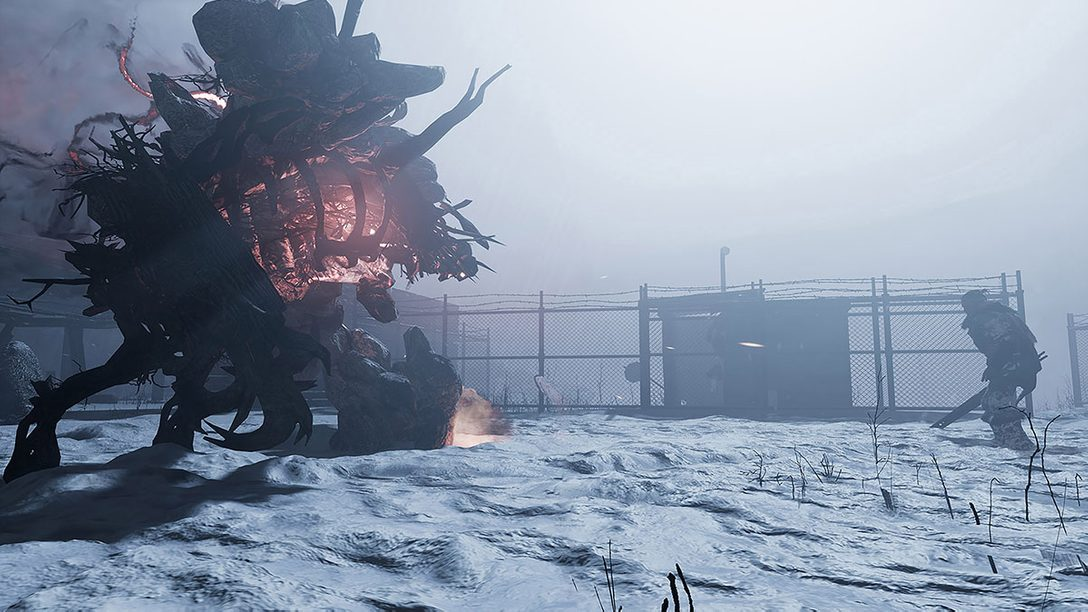 PS4®で過酷な世界を生き抜け! 極寒サバイバル・アドベンチャー『Fade to Silence』本日配信開始!