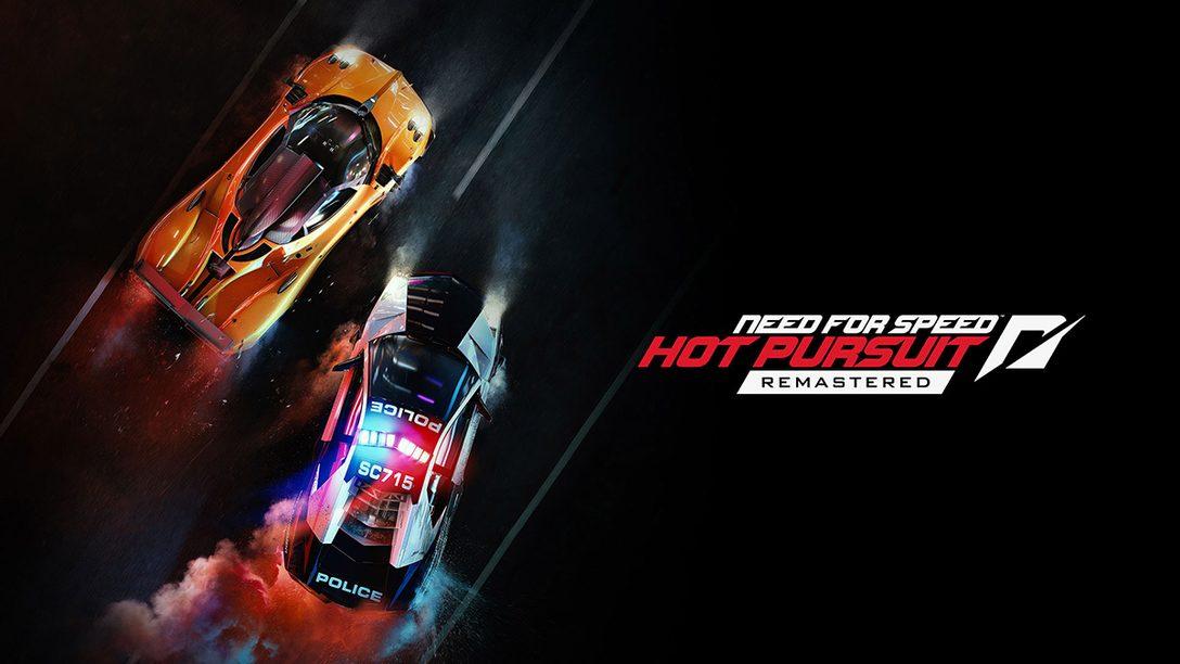 再び、追撃の時が来た。『Need for Speed™:Hot Pursuit Remastered』11月6日発売決定!