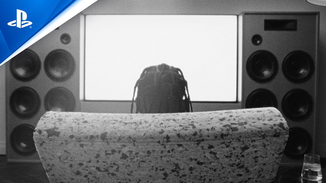 Travis ScottがPlayStation®ファミリーの一員に! TravisのPS5™最新映像を公開!