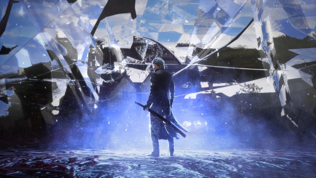 PS5™パッケージ版『デビル メイ クライ 5 スペシャルエディション』発売日が11月12日に決定!