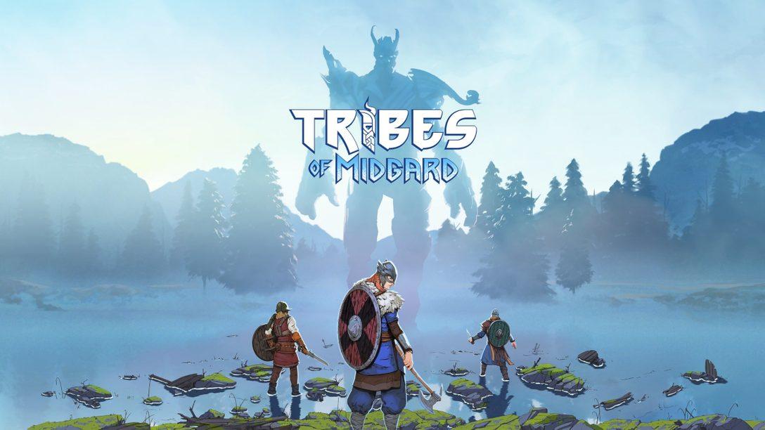『Tribes of Midgard』がPS5™に登場! 2021年、来たるラグナロクに備えて共に戦うバイキングたちを集めましょう!
