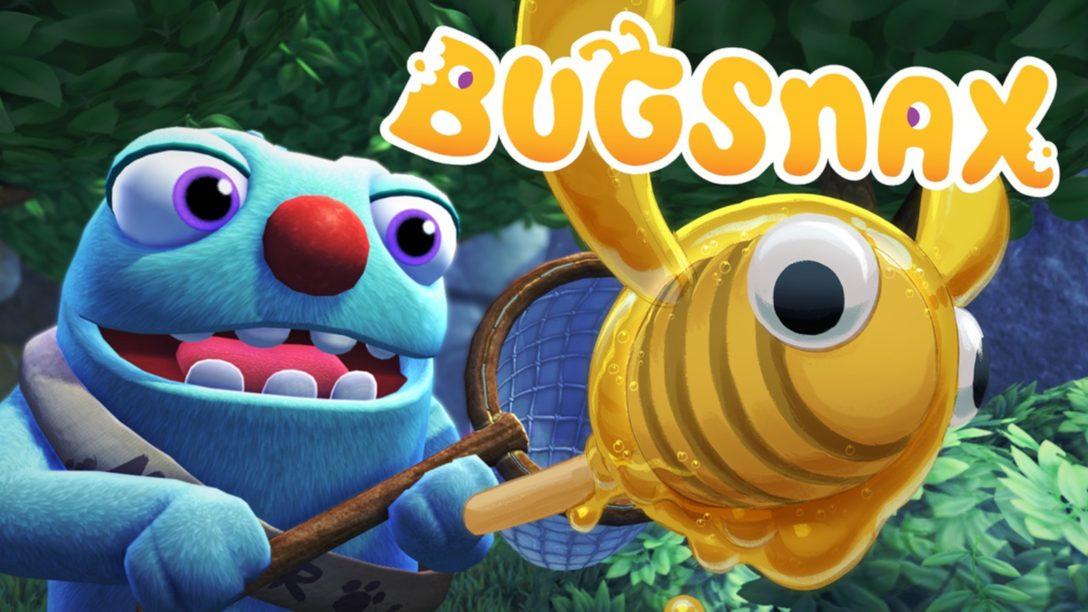 """『Bugsnax』がPS5™の発売と同時にPlayStation®Plus加入者に無料で配信されることが決定! おもしろ""""お菓子""""い体験をお見逃しなく!"""