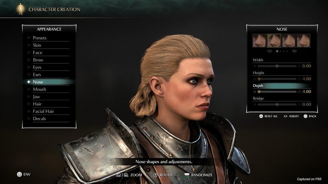 『Demon's Souls』に、自由度が大幅に向上したキャラクタークリエイトと、名場面を美しく残せるフォトモードが新たに登場!