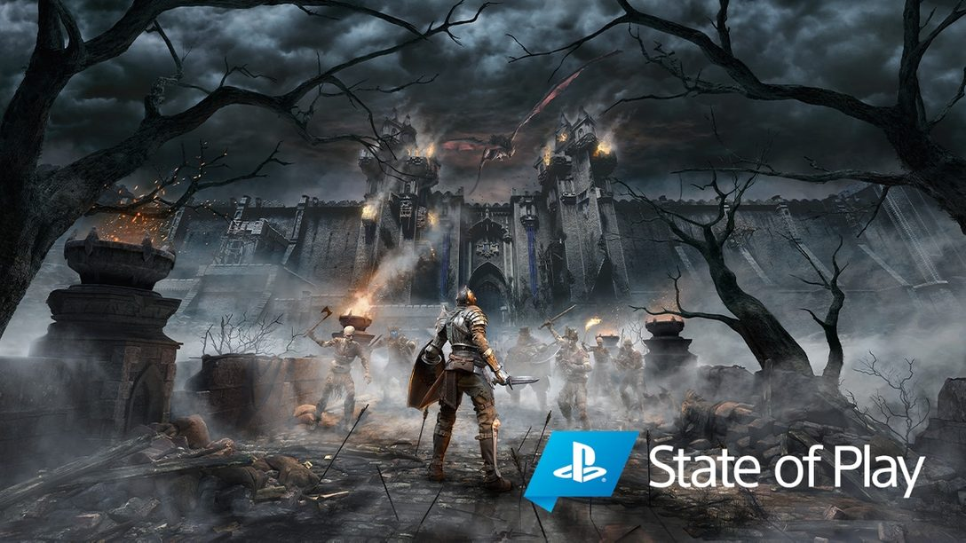 「State of Play」で『Demon's Souls』特集を配信! 12分を超える長尺映像で紹介する最新情報をお見逃しなく!