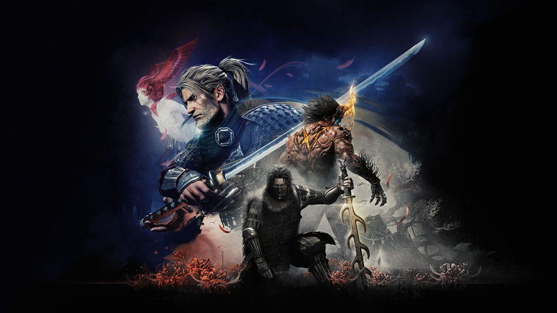 「仁王」シリーズがPS5™で2021年2月4日に発売決定! 『仁王2』DLC第三弾「太初の侍秘史」は12月17日配信!
