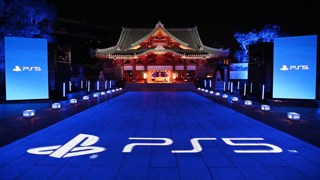 PlayStation®5発売を記念したグローバル・ローンチイベントを実施!