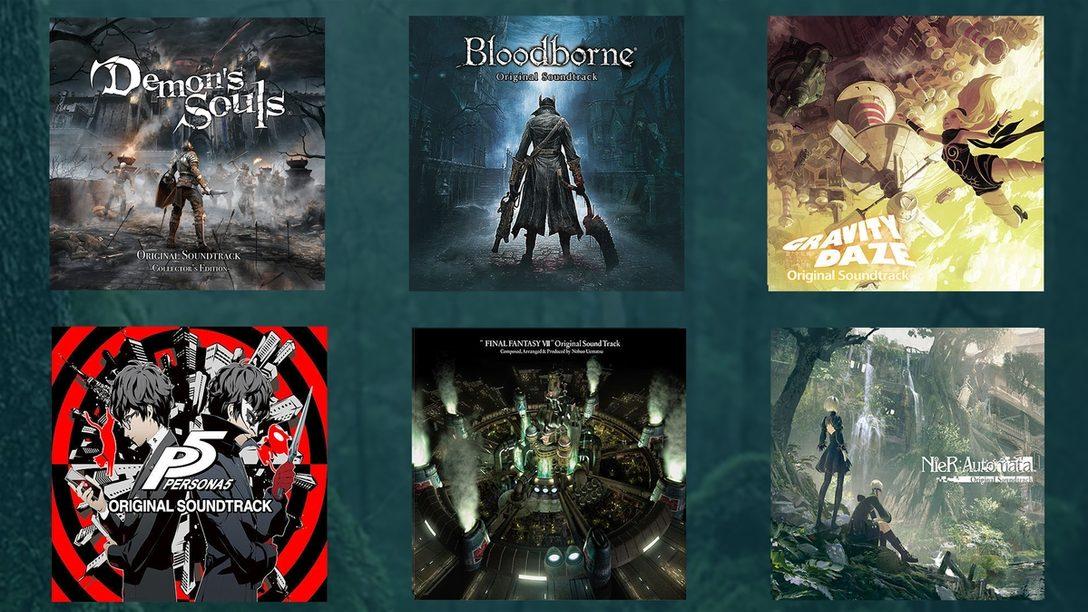 PlayStation®のゲームサントラが高音質ストリーミングサービス「mora qualitas」で大量配信開始!