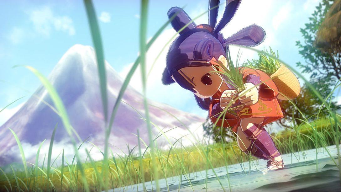 『天穂のサクナヒメ』本日発売! 爽快コンボアクションと米づくりシミュレーションが融合した和風アクションRPG