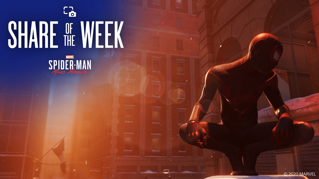 『Marvel's Spider-Man: Miles Morales』をテーマに、世界中から届いたキャプチャを厳選して公開!【Share of the Week】