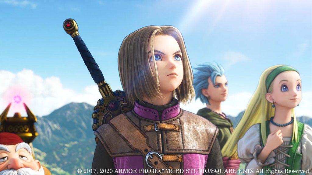 PS4®『ドラゴンクエストXI 過ぎ去りし時を求めて S』本日発売! ストーリーやボイスの追加で冒険が進化!