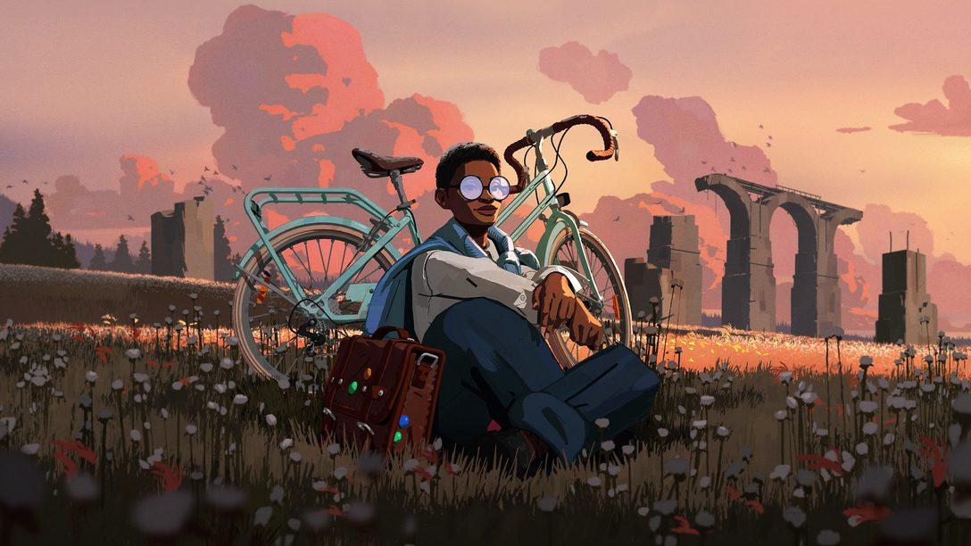 自転車ロードトリップ・ゲームPS5™『Season』がThe Game Awards 2020で初公開!
