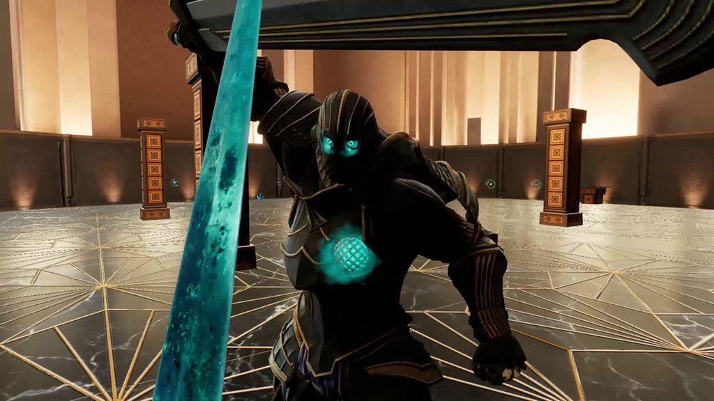 【PS VR】剣を振り回して強大な敵に立ち向かえ! 『ソード・オブ・ガルガンチュア』プレイレビュー!
