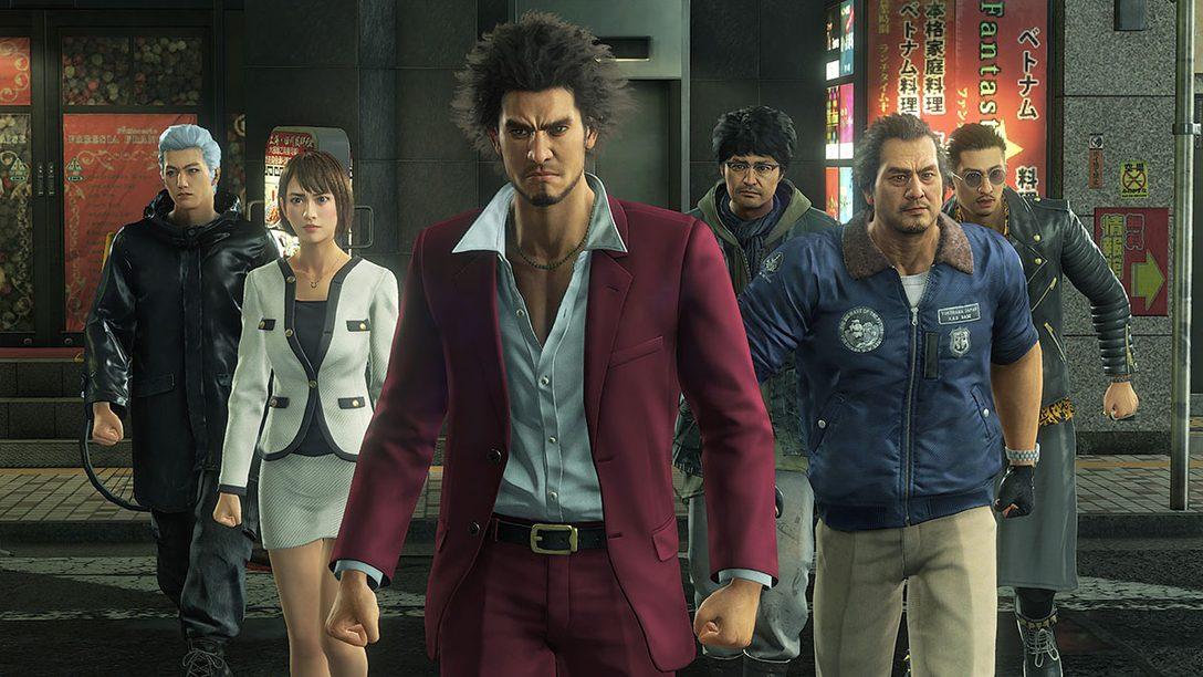 PS5™で新たな「龍が如く」体験! 『龍が如く7 光と闇の行方 インターナショナル』が2021年3月2日発売決定!