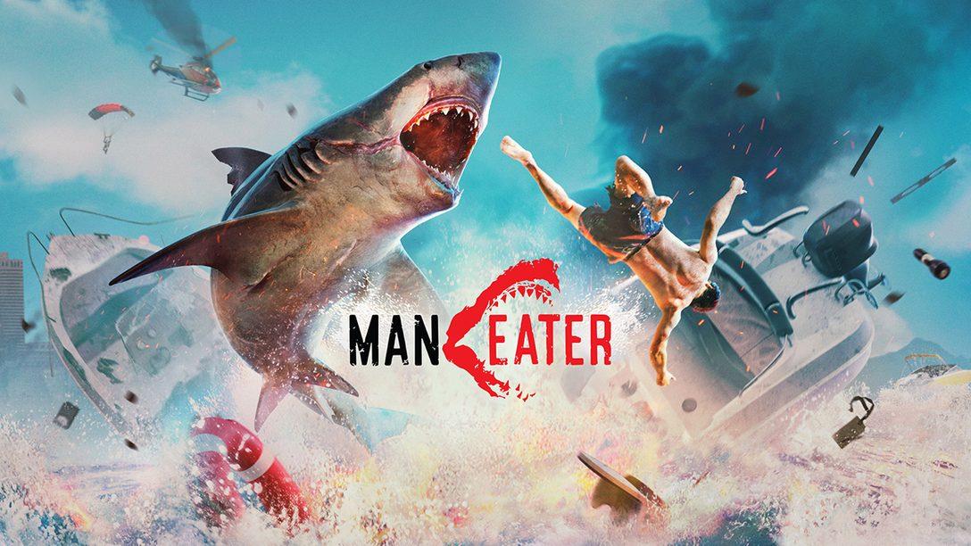 人喰いザメになって大暴れ! 海の覇者を目指すオープンワールドアクションRPG『Maneater』クロスレビュー!