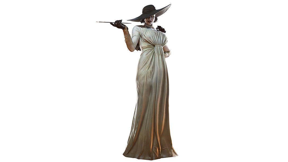 『バイオハザード ヴィレッジ』クリエイターコメントが公開! 「ドミトレスク夫人」の全身アートや、話題の身長が明らかに!!
