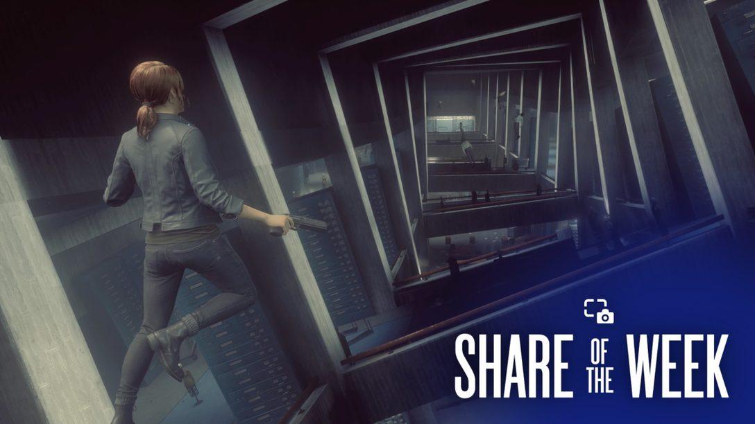 『CONTROL』の舞台「オールデスト・ハウス」をテーマに、世界中から届いたキャプチャを厳選して公開!【Share of the Week】