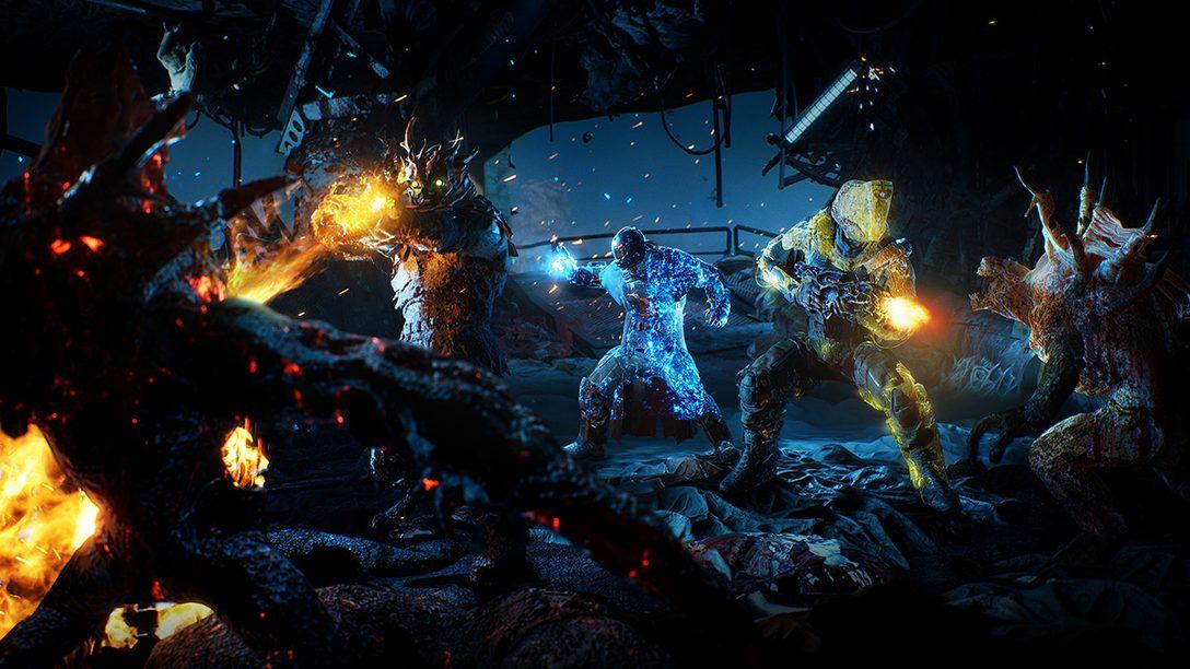 サードパーソン・シューティングゲーム『OUTRIDERS』の体験版がPS5™/PS4®で配信開始!