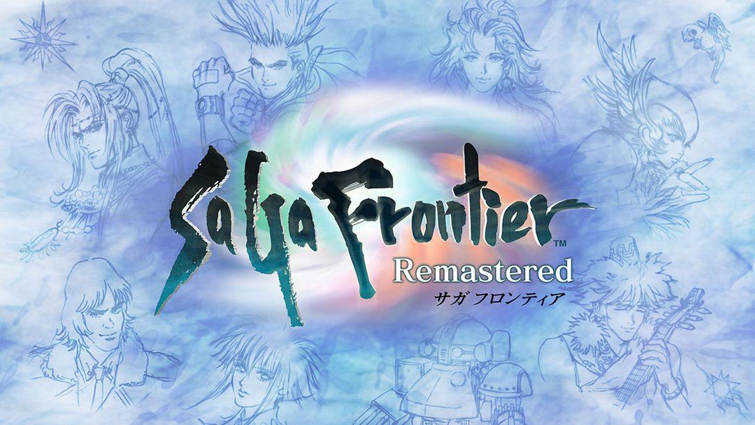 PS4®『サガ フロンティア リマスター』の発売日が4月15日に決定! 本日2月18日20時より特別生放送を配信!
