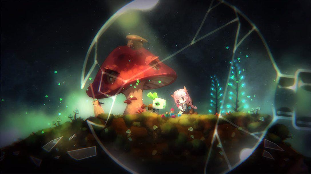 PS5™『void tRrLM(); ++ver; //ボイド・テラリウム・プラス』本日発売! トリコの着せ替えなどPS4®版DLCも収録!