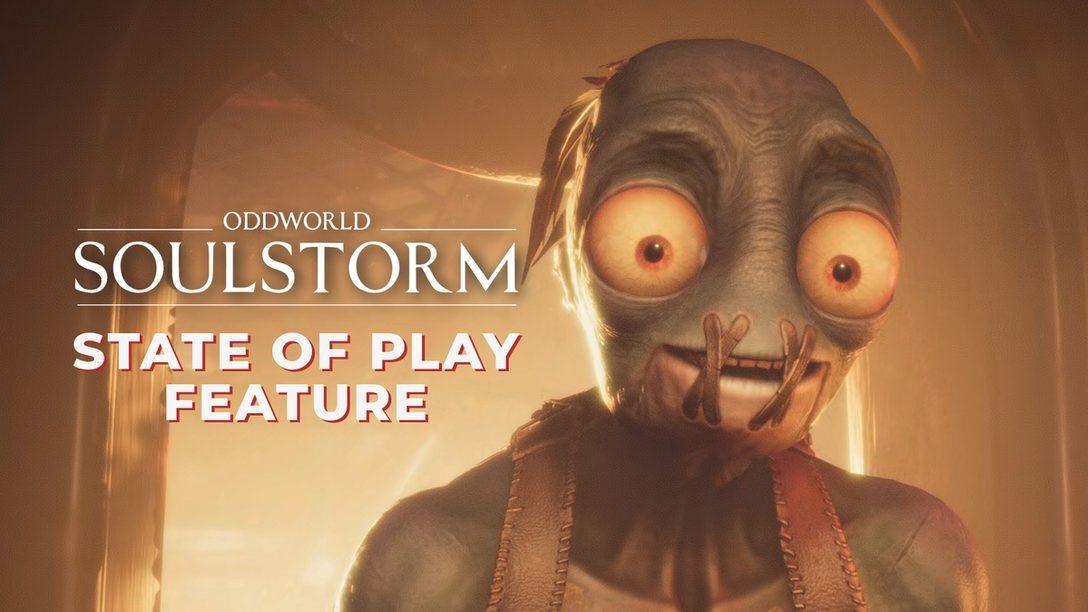 PS5™/PS4®『Oddworld: Soulstorm』4月6日配信決定!