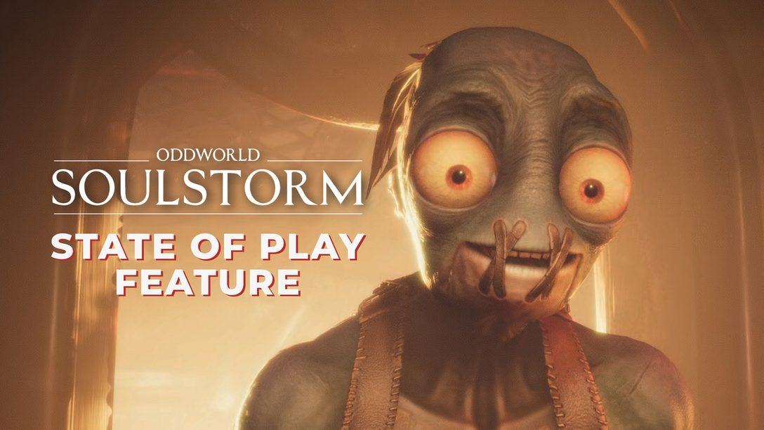 PS5™/PS4®『Oddworld: Soulstorm』4月6日配信決定!