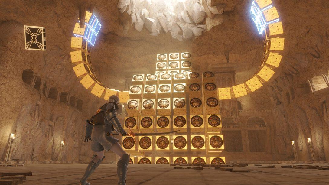 PS4®『NieR Replicant ver.1.22474487139...』のゲームプレイ動画が公開!