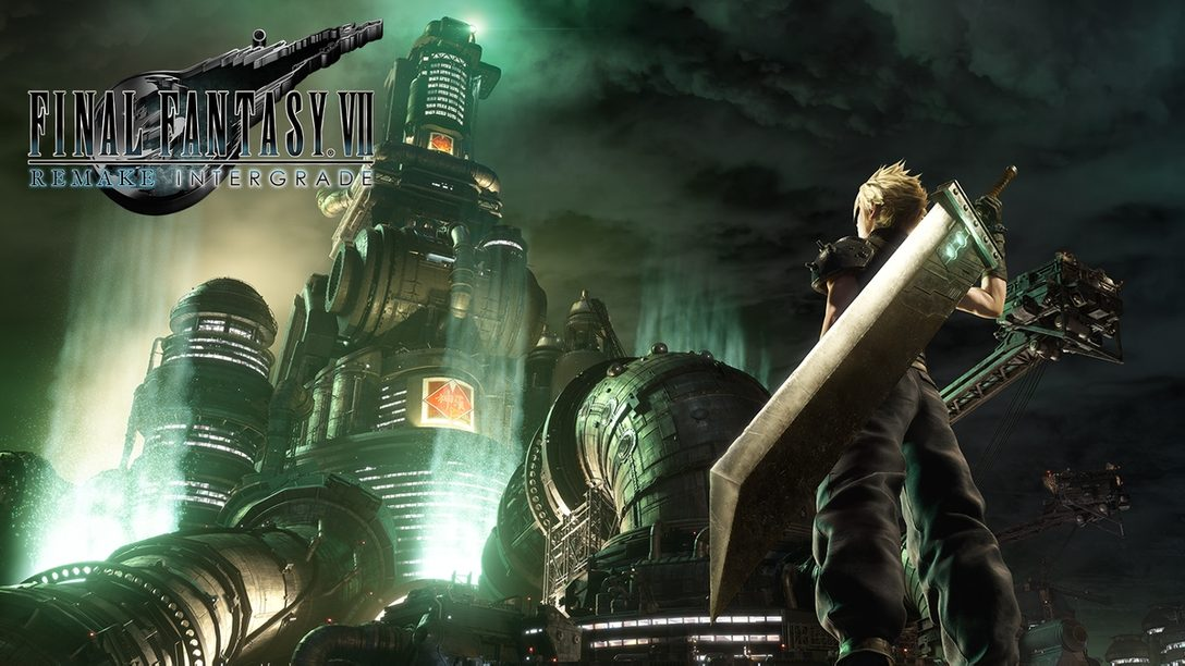 PS5™『FINAL FANTASY VII REMAKE INTERGRADE』2021年6月10日発売決定!