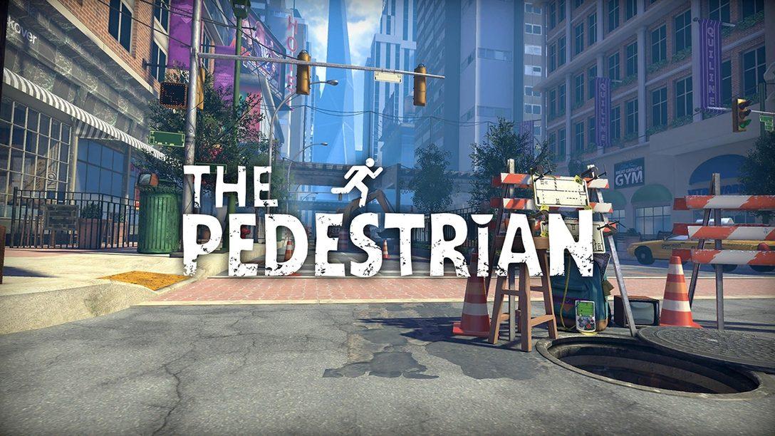 """非常口の""""あのヒト""""が動いたら……? パズルアドベンチャー『The Pedestrian』プレイレビュー!"""