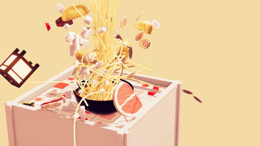 『Nour: Play With Your Food』がこの夏登場! 美味しそうで、楽しいゲームプレイの最新情報をお届けします!