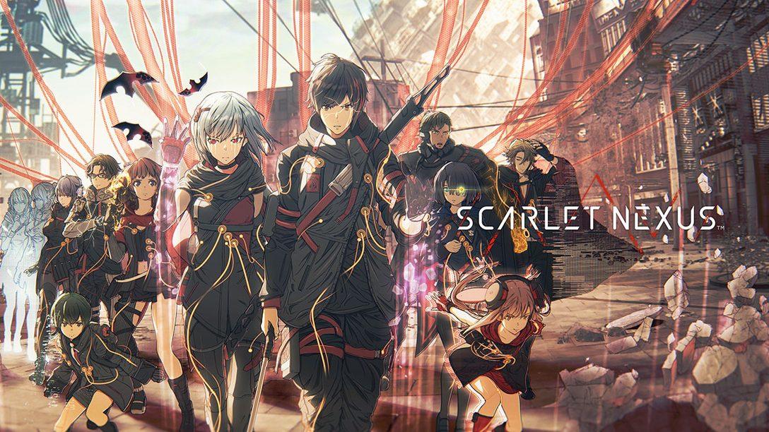 PS5™/PS4®『SCARLET NEXUS』の発売日が6月24日に決定! 2021年夏にはTVアニメが世界同時展開!
