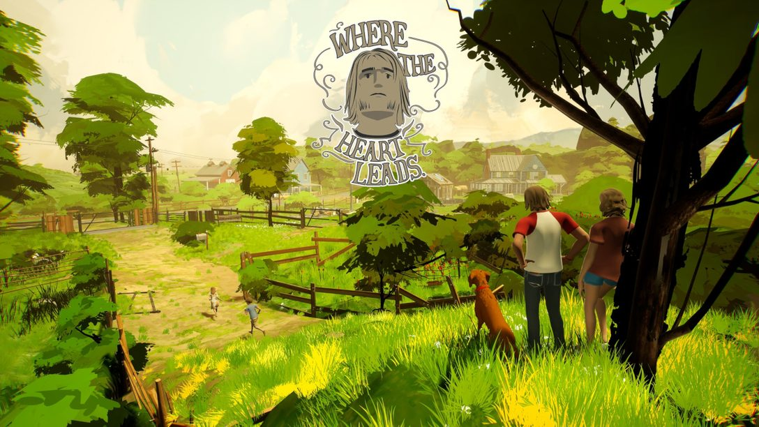 『Where the Heart Leads』が7月13日(火)PlayStation®に登場! 何千もの選択肢から自分だけの物語を作るゲームプレイを公開します