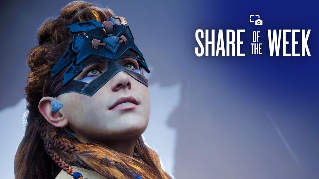 「女性キャラ」をテーマに、世界中から届いたキャプチャを厳選して公開!【Share of the Week】