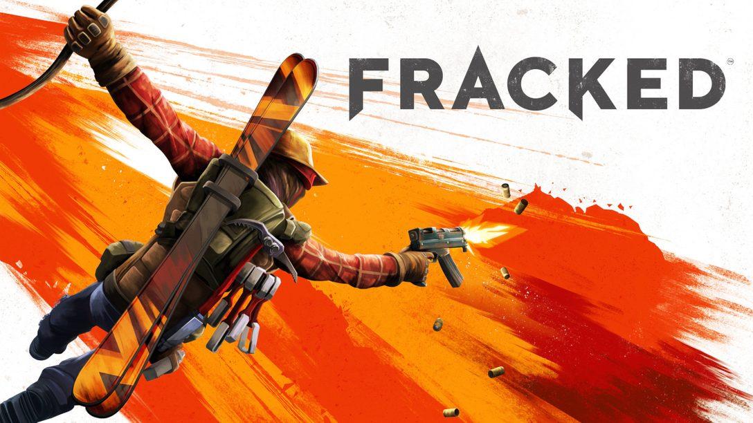 PS VR『FRACKED』が今年の夏に登場! 自由でシームレスな移動とアクションが魅力の新作タイトルをチェック!