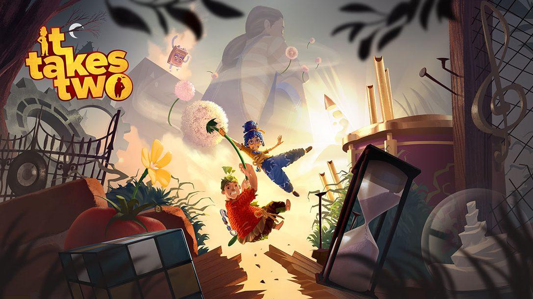 Co-op専用アドベンチャー『It Takes Two』がPS5™/PS4®で本日配信! フレンドを無料招待して一緒に遊べる!