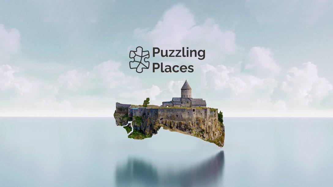 【PS VR】『Puzzling Places』がPlayStation®にやってくる! 世界中のロケーションを3Dパズルで楽しめるゲームプレイなどをお届けします