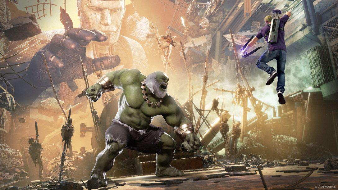 『Marvel's Avengers (アベンジャーズ)』最新情報! PS5™版や、ブラックパンサーなど、新たな機能とコンテンツを公開します