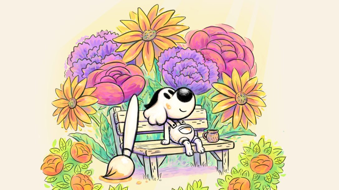 『Chicory: A Colorful Tale』が今年の春にやってくる! 世界を自分の手で色づけていくゲームプレイを紹介します!