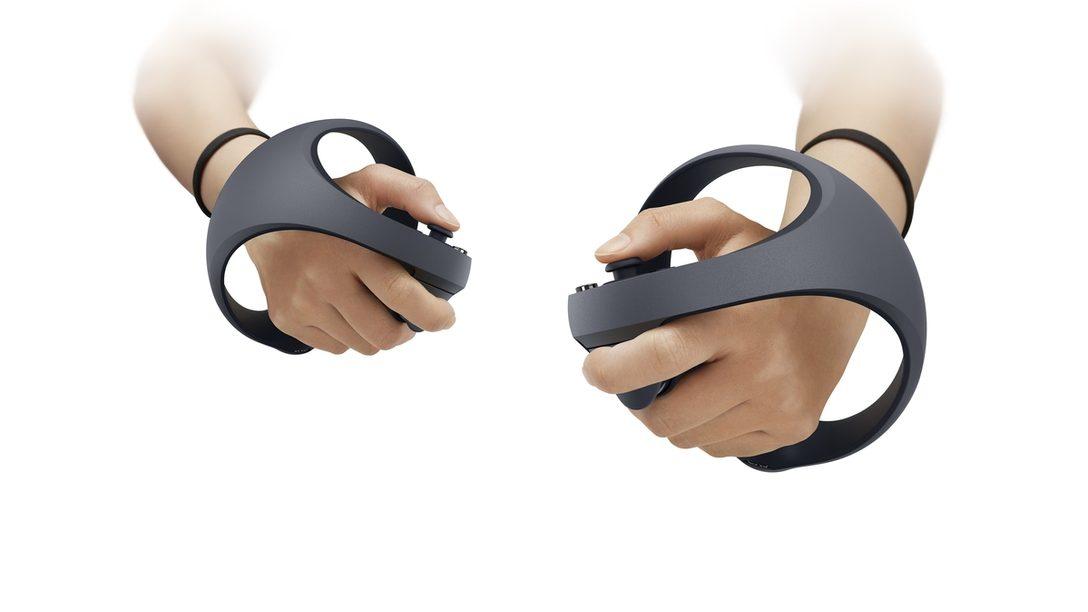 PS5™向け次世代VRシステム──新たなVRコントローラーについて