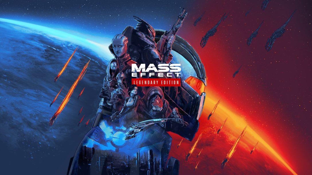 『Mass Effect™ Legendary Edition』が5月14(金)に発売! 最新技術でリマスターした初期3部作の進化の詳細を公開!
