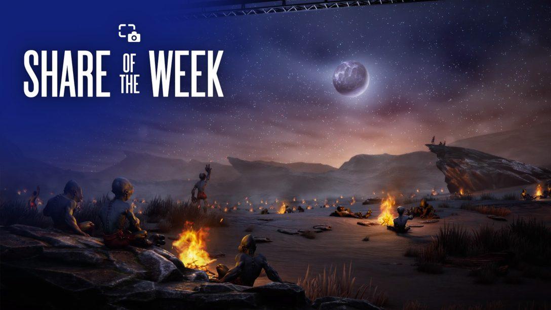 「月光」をテーマに、世界中から届いたキャプチャを厳選して公開!【Share of the Week】