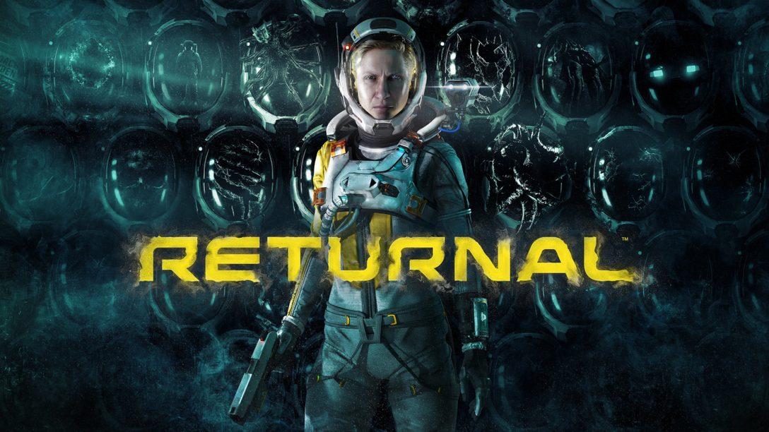 PS5™『Returnal』(リターナル)プレイレビュー! ゲームの進め方やアイテム、PS5ならではの機能をお届け!