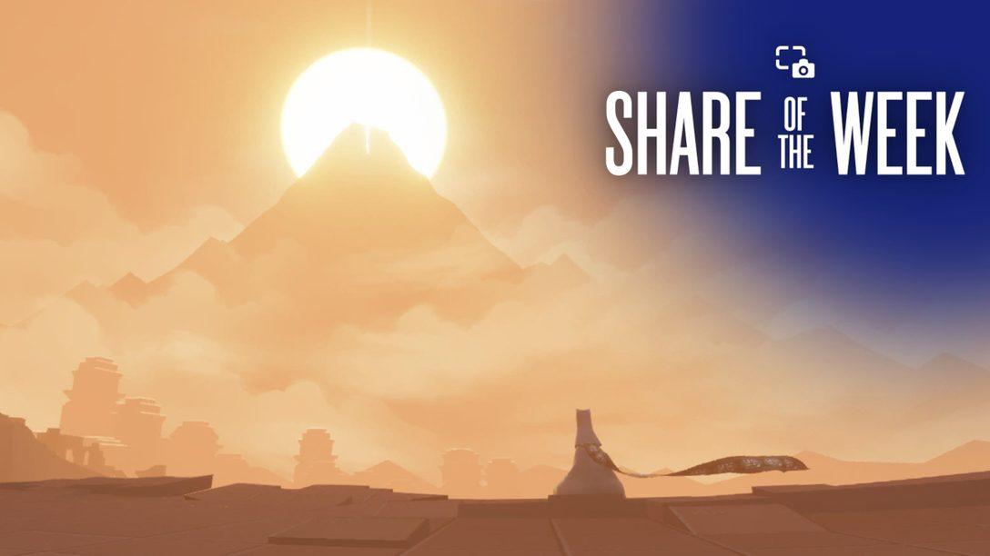 「黄金」をテーマに、世界中から届いたキャプチャを厳選して公開!【Share of the Week】
