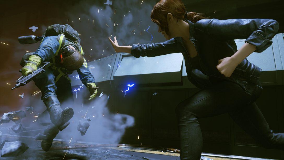 PS5™/PS4®『CONTROL アルティメット・エディション』パッケージ版の発売日が7月15日に決定!