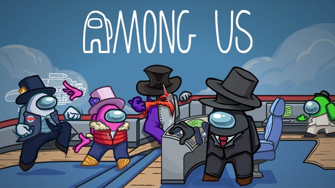 """『Among Us』が2021年にPS5™/PS4®で発売決定!  仲間と協力して裏切り者""""インポスター""""を探し出そう!"""