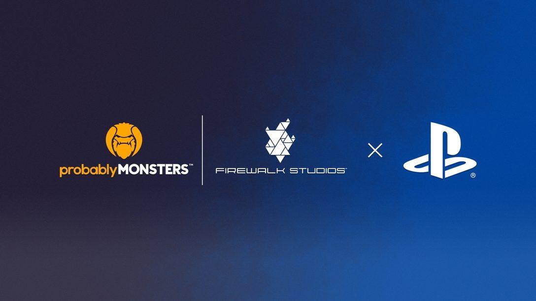 ソニー・インタラクティブエンタテインメントとFirewalk Studiosがマルチプレイヤーゲーム向け新規IPにおけるパブリッシングパートナーシップを発表