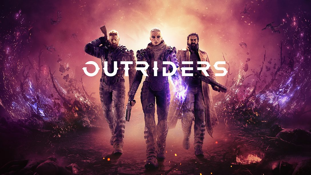 PS5™/PS4®『OUTRIDERS』本日発売! 超能力を駆使して最大3人のチームで戦うサードパーソン・シューティング!