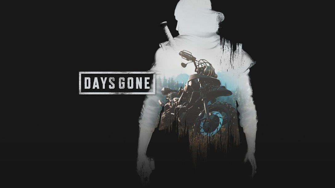『Days Gone』5月18日(火)にPCで発売!