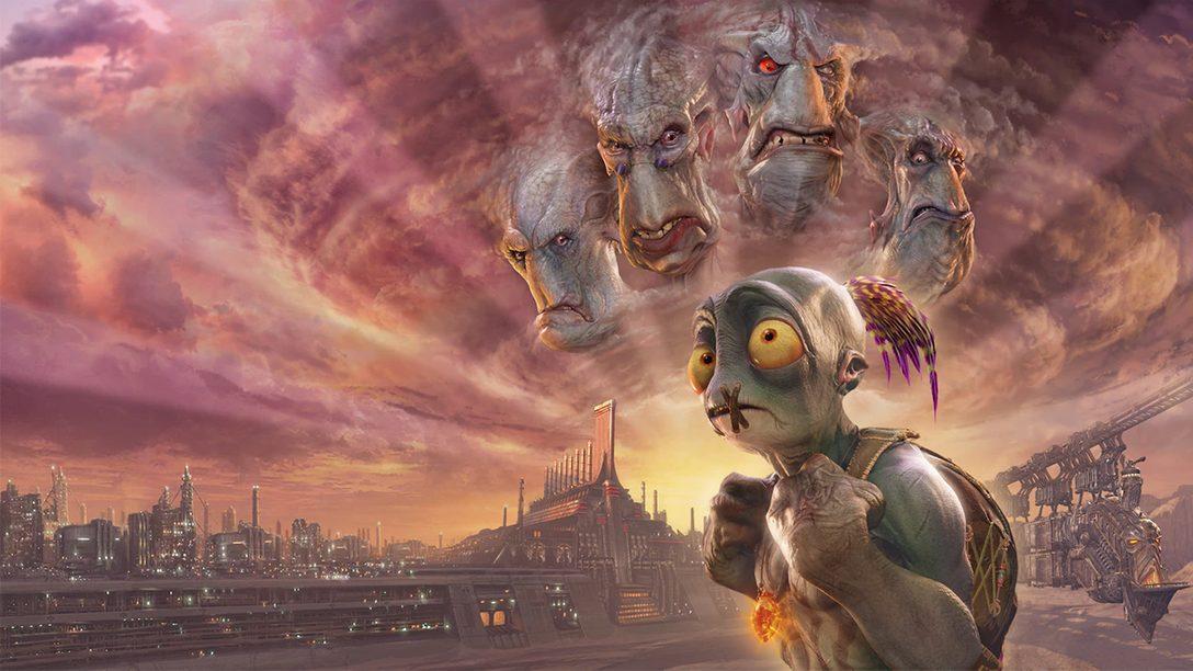 マドカン族の勇者・エイブの運命を切り開く旅が始まる! 『Oddworld: Soulstorm』プレイレビュー!