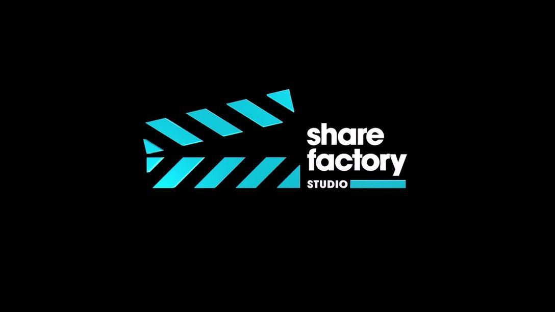 PS5™用無料編集アプリ『Share Factory Studio』(シェアファクトリースタジオ)アップデートのお知らせ