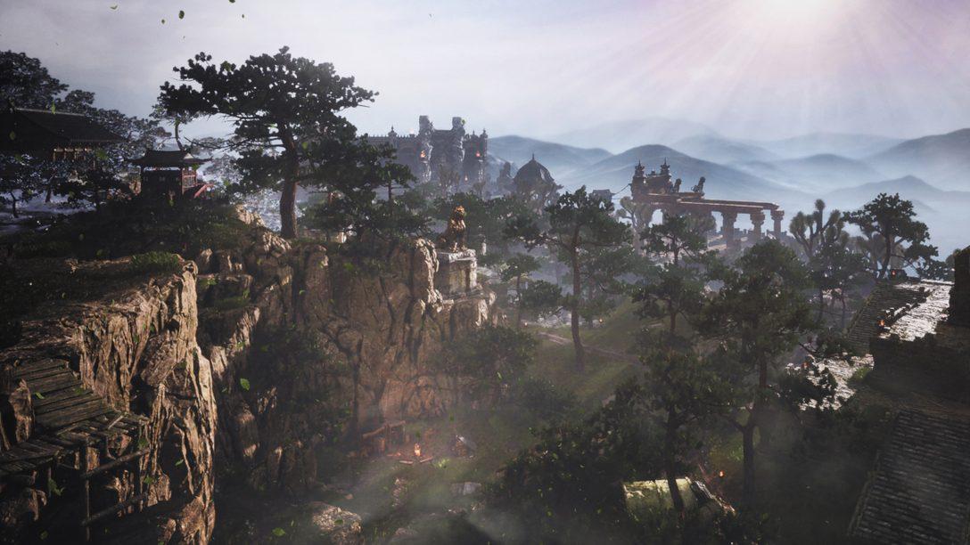 PS5™/PS4®『ハンターズアリーナ:レジェンド』のクローズドベータテストを5月14日から2日間開催!